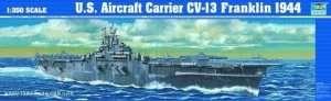 Trumpeter 05604 USS Aircraft Franklin CV-13 1944