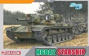 Dragon M60A2 Starship
