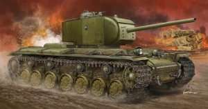 Trumpeter 05553 KV-220 Russian Tiger Super Heavy Tank