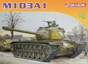 Model Dragon - 7519 M103A1 Heavy Tank