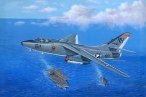 Trumpeter 02871 EA-3B Skywarrior Strategic Bomber