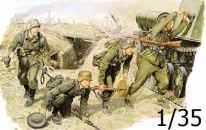 Dragon 6058 German Panzerjagers (Eastern Front 1944)