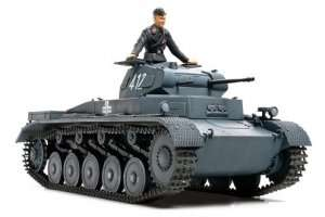 Tamiya 35292 German Panzerkampfwagen II Aust. A/B/C (Sd.Kfz.141/2)
