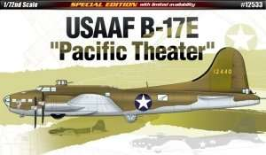 Academy 12533 USAAF B-17E Pacific Theater
