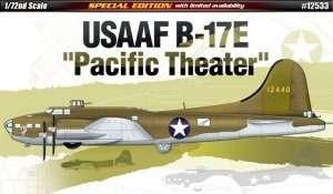 Academy 12533 USAAF B-17E Pacific Theater