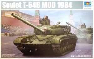 Model czołgu T-64B mod.1984 Trumpeter 05521