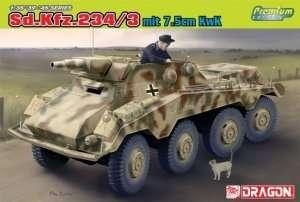 Dragon 6786 Sd.Kfz.234/3 mit 7.5cm KwK - Premium