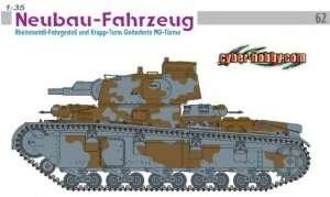 Dragon 6666 Czołg Neubau-Fahrzeug