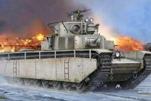Model wczesnej wersji czołgu T-35 Hobby Boss 83842