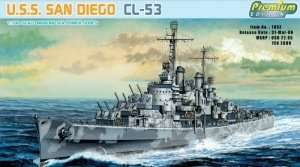 Dragon 7052 U.S.S. San Diego CL-53