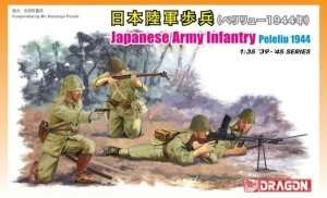 Dragon 6555 Japanese Army Infantry (Peleliu 1944)
