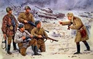 MB 3529 Rosyjska piechota