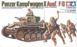 Tamiya 35009 German Panzerkampfwagen II