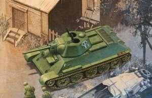 Dragon 6424 Czołg T-34/76 Mod. 1942 Hexagonal Turret Soft Edge Type