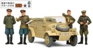 Tamiya 25153 WWII Russian Commanders & Staff Car