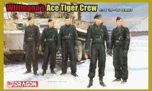 Dragon 6831 Figurki - Wittmanns Ace Tiger Crew