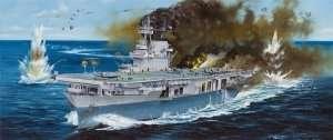 Merit 65301 USS Yorktown CV-5