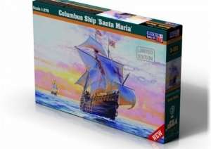 Mister Craft D-212 Columbus Ship Santa Maria