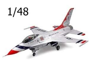 Tamiya 61102 F-16 C Thunderbirds (block 32/52)