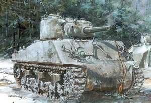Dragon 7274 Czołg Sherman M4A3 105mm VVSS