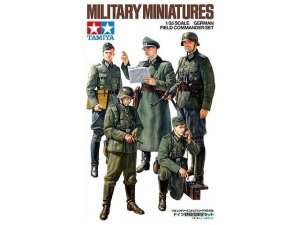 Tamiya 35298 German Field Commander Set