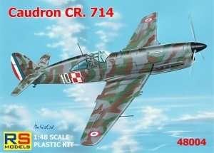 RS Models 48004 Caudron CR.714