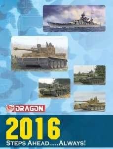 Dragon - Katalog 2016
