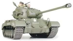 Tamiya 35254 U.S. Medium Tank M26 Pershing (T26E3)