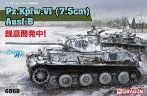 Dragon 6868 Pz.Kpfw.VI 7,5cm Ausf.B