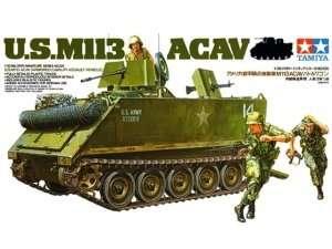 Tamiya 35135 U.S M113 ACAV