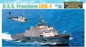 Dragon 7095 U.S.S. Freedom LCS-1
