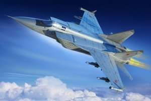 Hobby Boss 81755 Russian MiG-31M Foxhound
