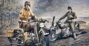 Italeri 322 U.S. Motorcycles - Harley Davidson