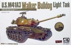 AFV 35041 Czołg M41A3 Walker Bulldog