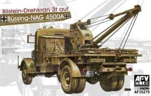 AFV 35279 German Kfz.100 L4500A w/Bilstein 3T crane