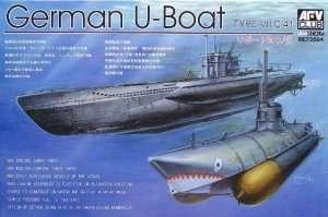 AFV SE73504 German U-Boat Type VII C/41