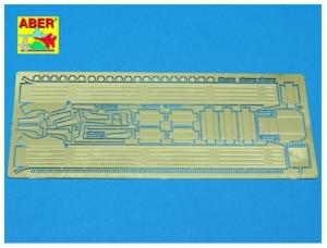 Aber 35101 Dodatki do Marder III Sd.Kfz.139 zestaw dodatkowy cz.2