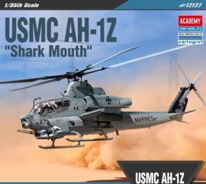 Academy 12127 Śmigłowiec USMC AH-1Z Shark Mouth