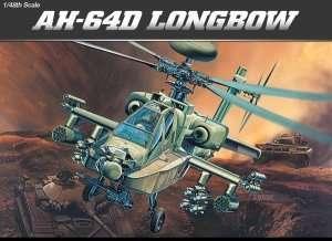 Academy 12268 helikopter AH-64D Longbow