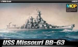 Academy 14222 USS Missouri BB-63 - MCP