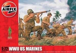 Airfix A01716 Figurki - WWII US Marines
