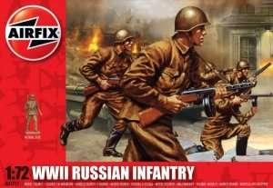 Airfix A01717 Figurki - WWII Radziecka piechota