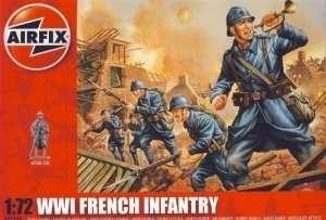 Airfix A01728 Figurki - WWI Francuska piechota