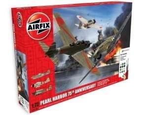 Airfix A50180 Zestaw modelarski - Pearl Harbor 75th Anniversary