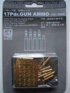 Amunicja do działa 17Pdr. AFV 35138