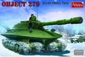Amusing Hobby 35A001 Object 279 Soviet heavy tank