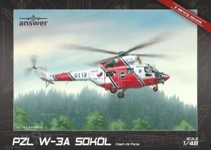 Answer AA48002 Śmigłowiec PZL W-3A Sokół
