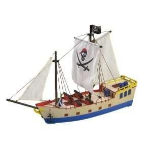 Artesania 30509 Zestaw dla dzieci - drewniany statek piracki