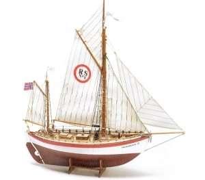 BB606 Colin Archer - drewniany statek ratowniczy