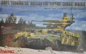 BMPT Terminator bojowy wóz piechoty Meng TS-010